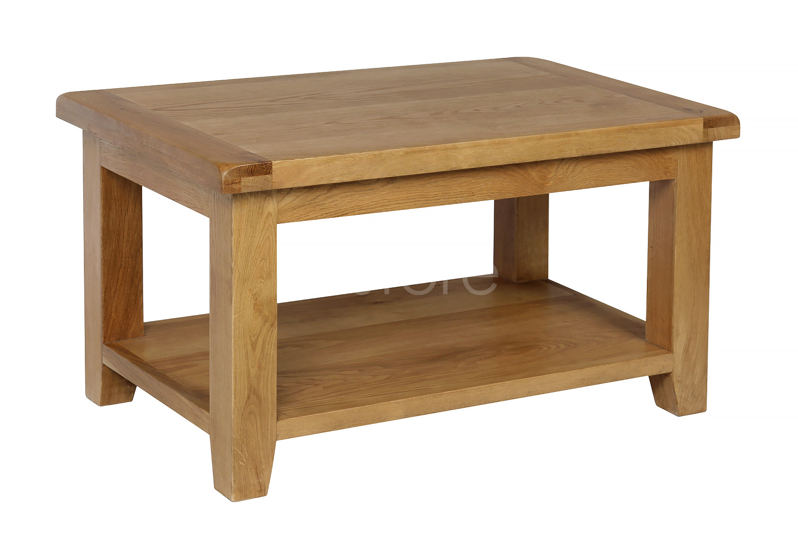 Loxley oak small coffee table Bench coffee tables